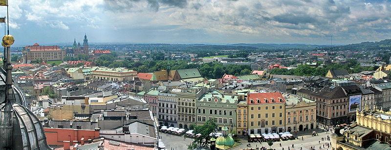 Wypożyczenie auta w Krakowie