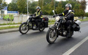 Stelaż pod sakwy motocyklowe – inwestycja na lata