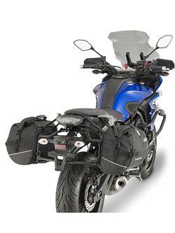 stelaże pod sakwy motocykla